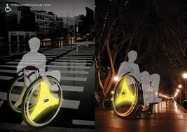 glow wheelchair