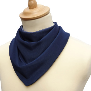 CARE DESIGNS- Navy Neckerchief- Front- 2500x2500