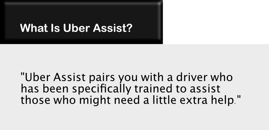What is uber assist